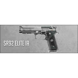 SR92 ELITE IA full metal