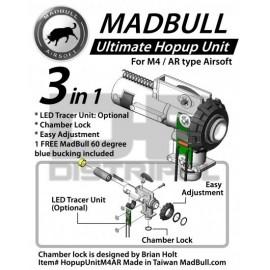 HOP-UP M4/AR DE MADBULL