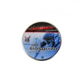 Balines Umarex Mosquito 0,44 G 500 X 5 Pack - 4,5mm