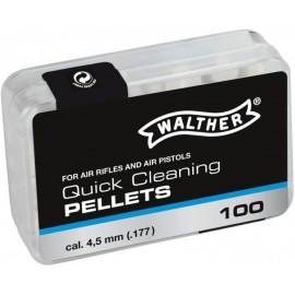 Caja Balines Limpiadores 4,5 - 100 Uds