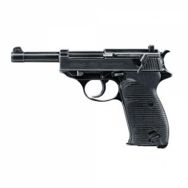 Pistola Walther P38 Legendary Blowback Co2 - 4,5 mm Bbs Acero