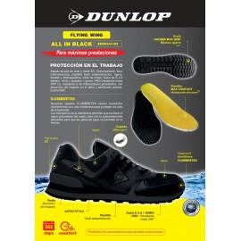 ZAPATOS DUNLOP FLYING WING
