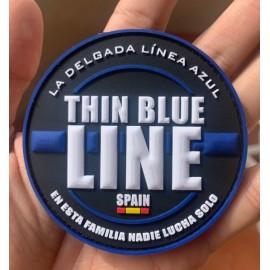 PARCHE THIN BLUE LINE