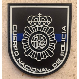 "PARCHE CNP ""LA DELGADA LÍNEA AZUL"""