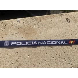 PULSERA TELA POLICÍA NACIONAL