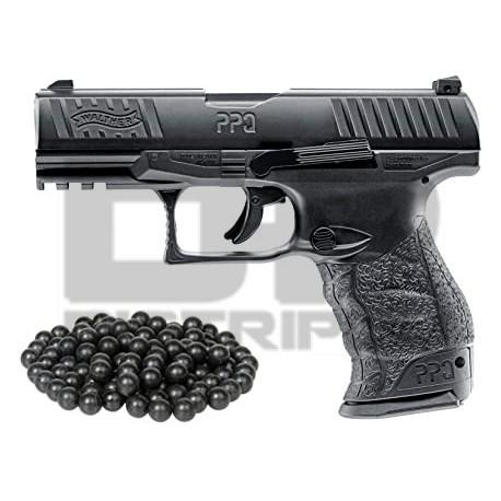 Pistola Walther PPQ M2 T4E CO2 Calibre 43