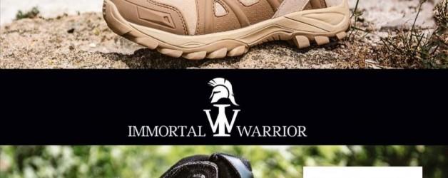 Botas Inmortal Warrior en DistriPol